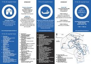 19 en 20 september overzichtstentoonstelling te Schiedam